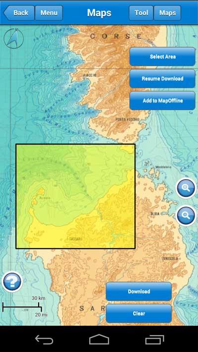 User Manual  Download Map