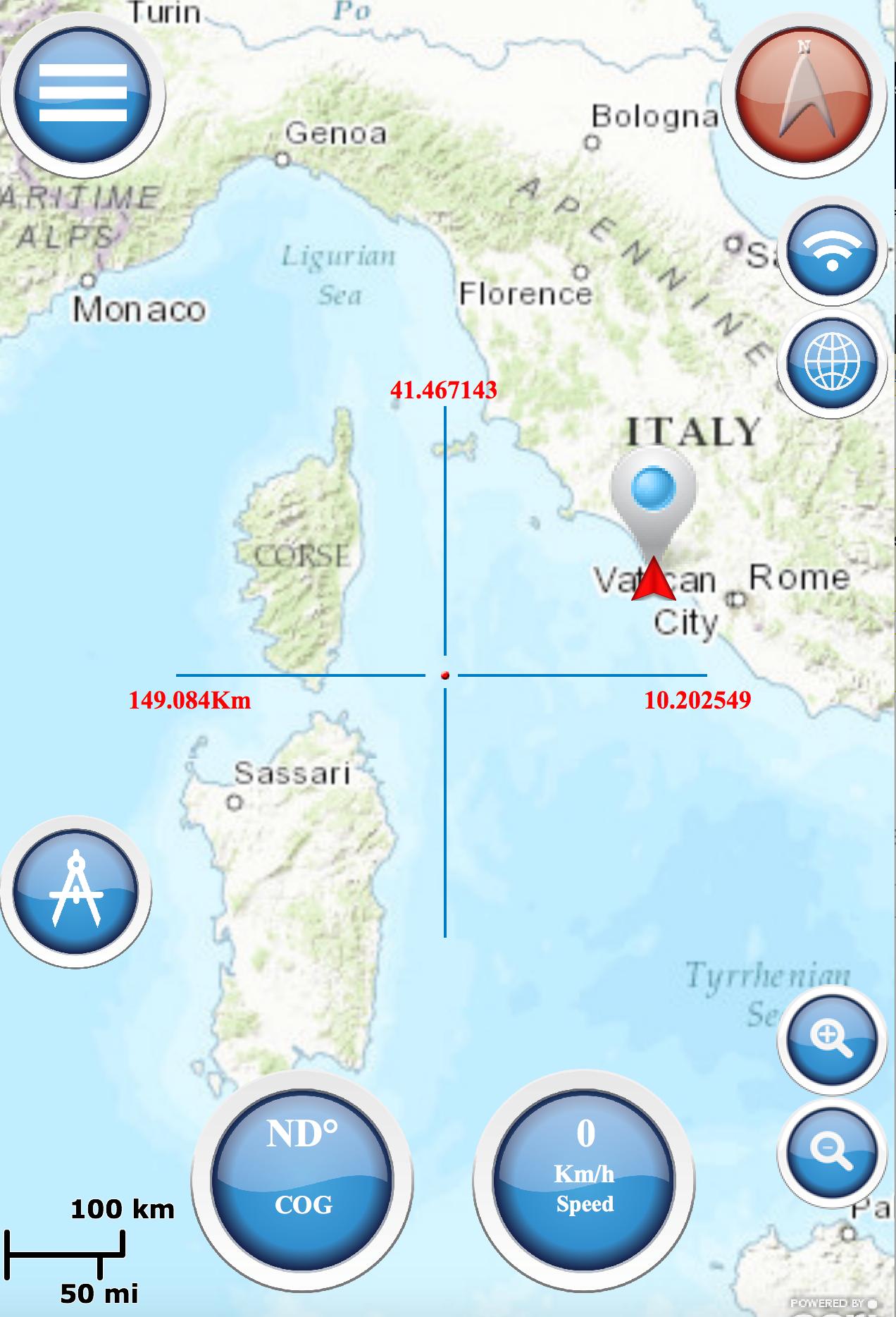 MapsView  Schermata 2016 05 24 alle 01.00.39