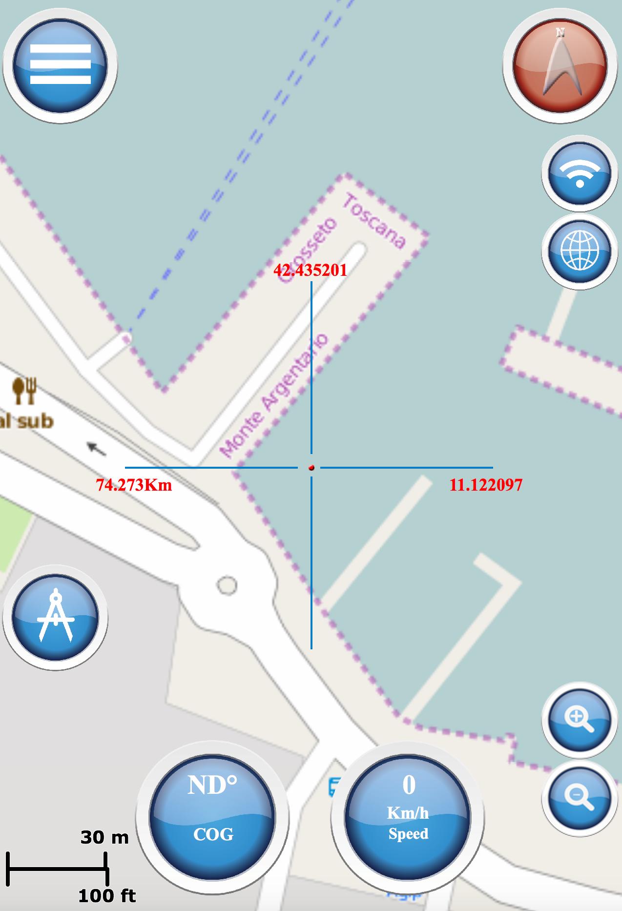 MapsView  Schermata 2016 05 24 alle 01.13.50
